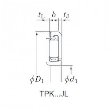 Подшипник TPK6078JL KOYO