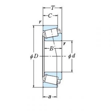 Bearing M238840/M238810